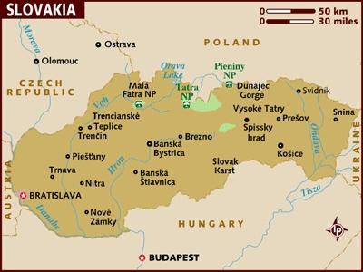 Revista Memoria Lecție De Patriotism De La Slovacia